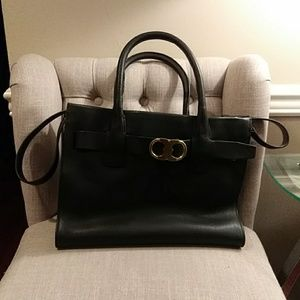 Tory Burch Germini. link bag Authentic